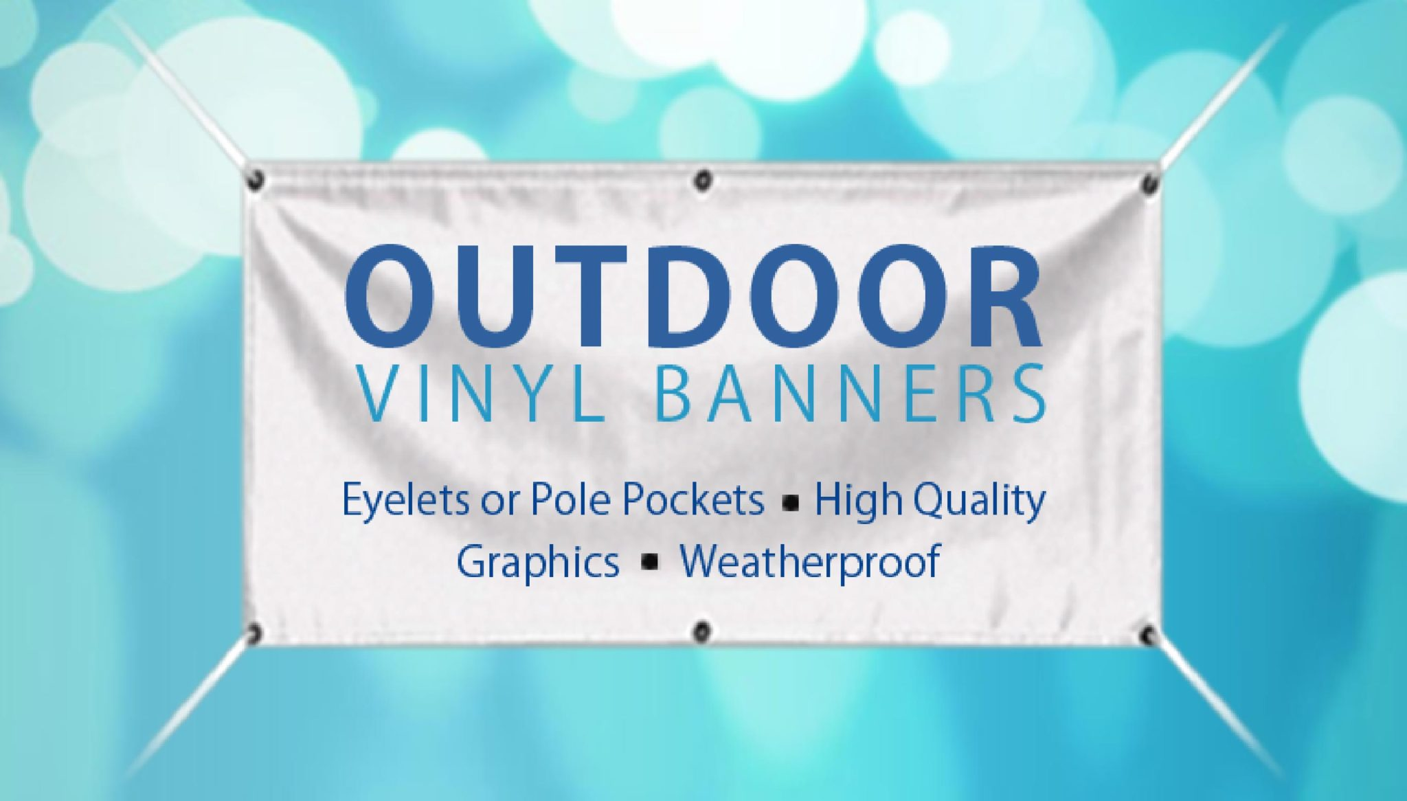outdoor banners ireland crafted by our expert design team